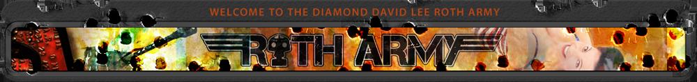 The Diamond David Lee Roth Army