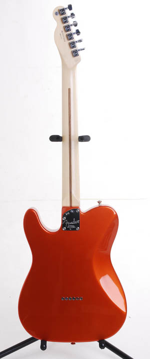 American Deluxe Telecaster Candy Tangerine by Sarge in Sarge's Gear Collection