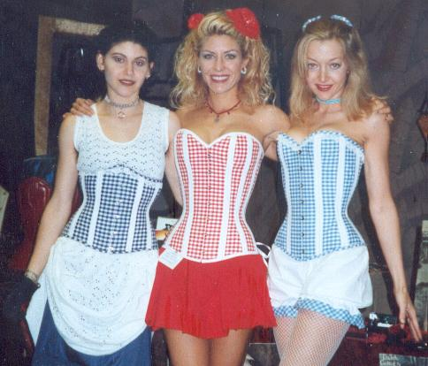 Corset Sistas... Party Girls! by blonddgirl777 in Need Eye a Fuck'n Title?