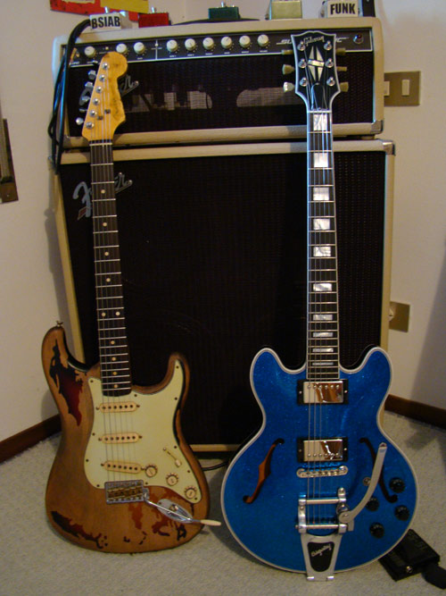 Rory Gallagher And A Gibson Cs 359 by Sarge in Sarge's Gear Collection