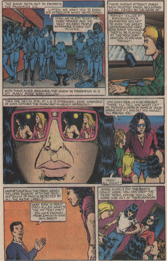 Page 7 by ROTH ARMY STAFF in Van Halen Comic