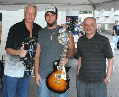 Gibson Guitar Clinic