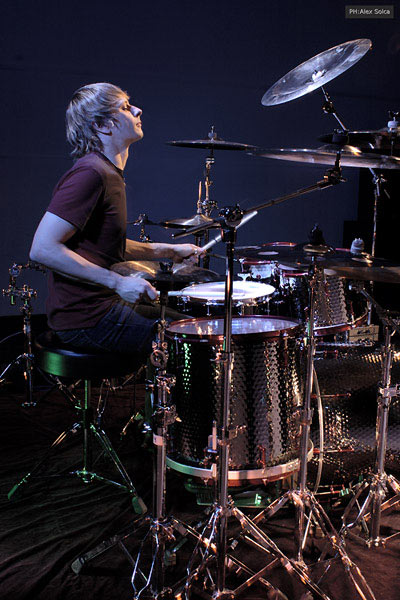 Ray Luzier - The Prince Of Pound!