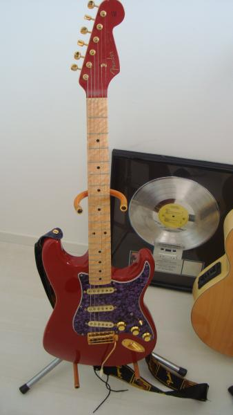 gitaar 002 by jero in Fender Stratocaster Custom Shop John Cruz