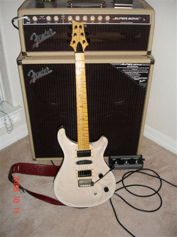 Prs Swamp Ash Special Super Sonic Amp by Sarge in Sarge's Gear Collection