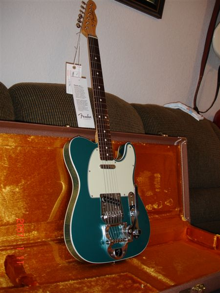 Fender Usa 62 Ri Tele With Bigsby by Sarge in Sarge's Gear Collection