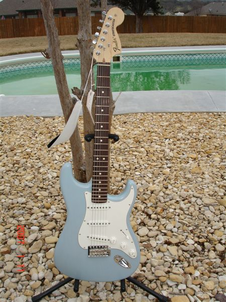 2007 Highway 1 Strat by Sarge in Sarge's Gear Collection