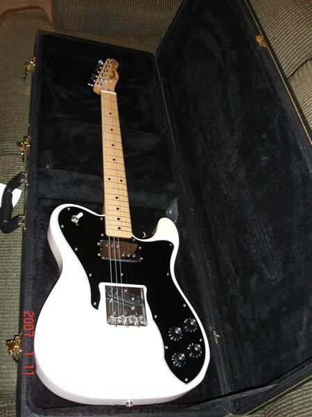 Fender Telecaster Custom by Sarge in Sarge's Gear Collection