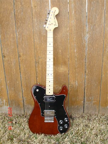 '72 Telecaster Custom by Sarge in Sarge's Gear Collection