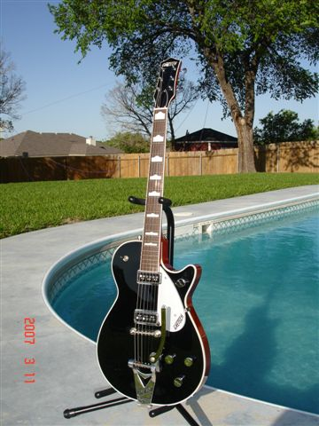 Gretsch Duo Jet by Sarge in Sarge's Gear Collection
