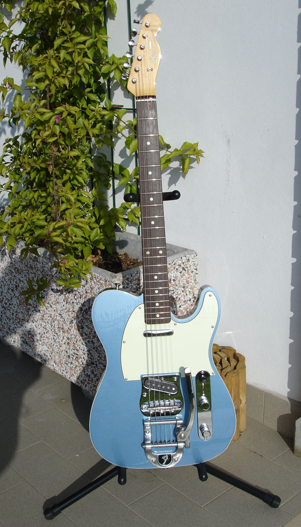 Cij 62 Telecaster With Bigsby by Sarge in Sarge's Gear Collection