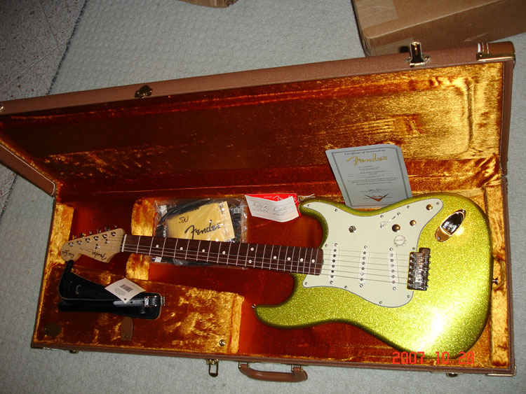 Fender Custom Shop Dick Dale Stratocaster