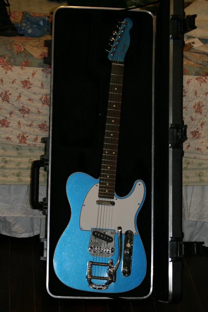 2009 Usacg Telecaster by Sarge in Sarge's Gear Collection