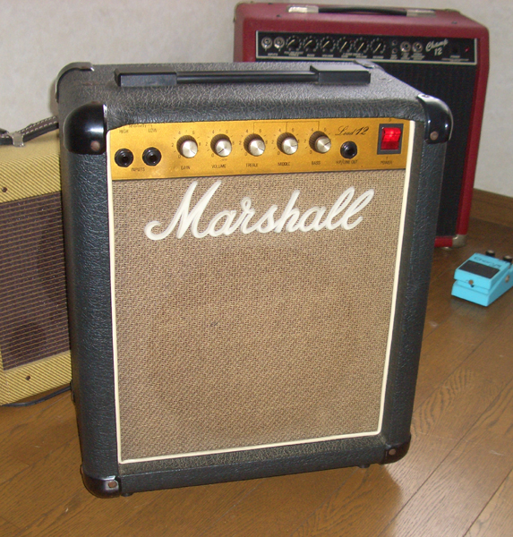 Marshall Lead 12 (1986) ~SOLD!~ by Cato in Cato's unbelievably great gear collection