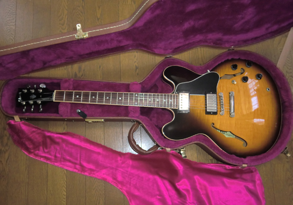 Gibson ES-335(1999) ~SOLD!~ by Cato in Cato's unbelievably great gear collection