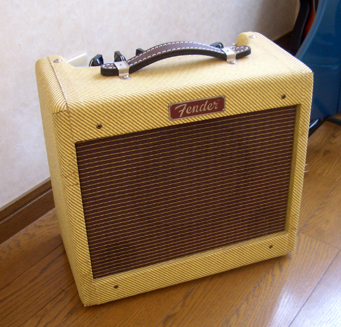 Fender Bronco by Cato in Cato's unbelievably great gear collection