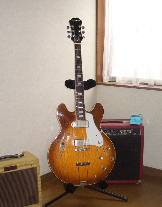 Epiphone Casino ~SOLD!~ by Cato in Cato's unbelievably great gear collection