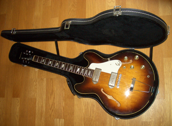 Epiphone Casino ('80s) ~SOLD!~ by Cato in Cato's unbelievably great gear collection
