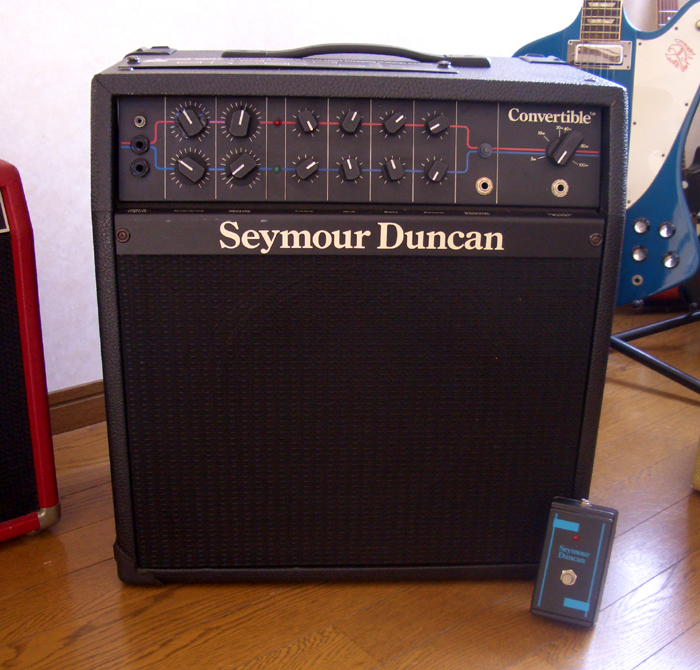 Seymour Duncan Convertible 100 ~SOLD!~ - ROTH ARMY FORUMS GALLERY