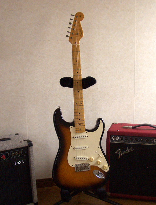 Fender Custom Shop '54 Style Strat ~SOLD!~ by Cato in Cato's unbelievably great gear collection