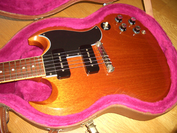 Gibson SG Special (2) by Cato in Cato's unbelievably great gear collection