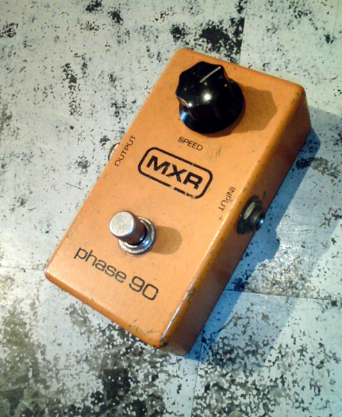 MXR Phase 90 (1979) ~SOLD!~ by Cato in Cato's unbelievably great gear collection