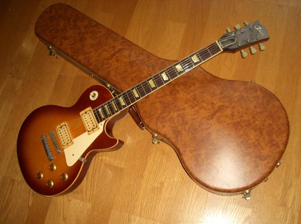 Tokai Les Paul Reborn Ls-100 (1) ~SOLD!~