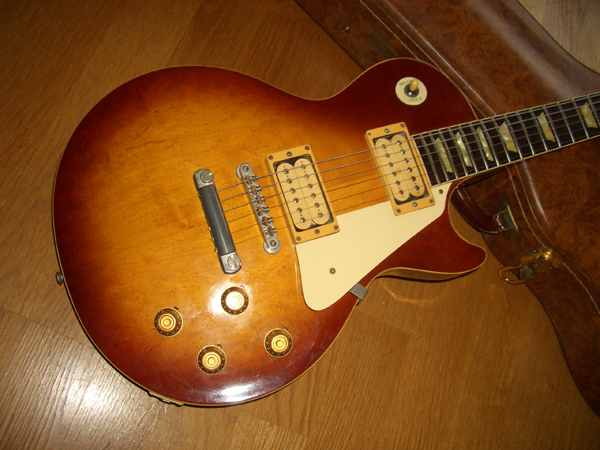 Tokai Les Paul Reborn Ls-100 (2) by Cato in Cato's unbelievably great gear collection