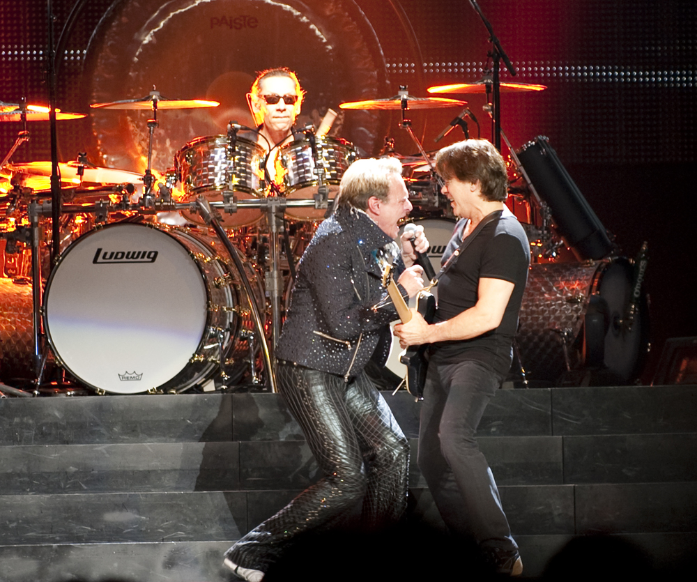Van Halen - Bridgestone Arena Nashville 2 by private parts in Van Halen 2012 Tour