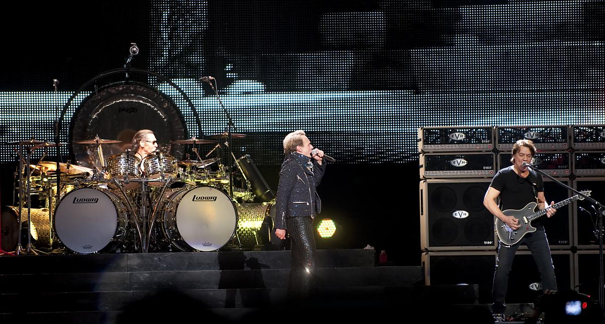 Van Halen - Bridgestone Arena Nashville 1 by private parts in Van Halen 2012 Tour
