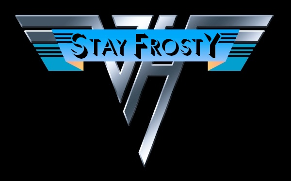 Stay Frosty Vh Logo by if6was9 in Forum Member Picture Uploads