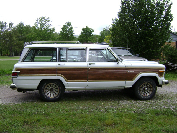 Wagoneer trail rig project by twonabomber in my Jeeps