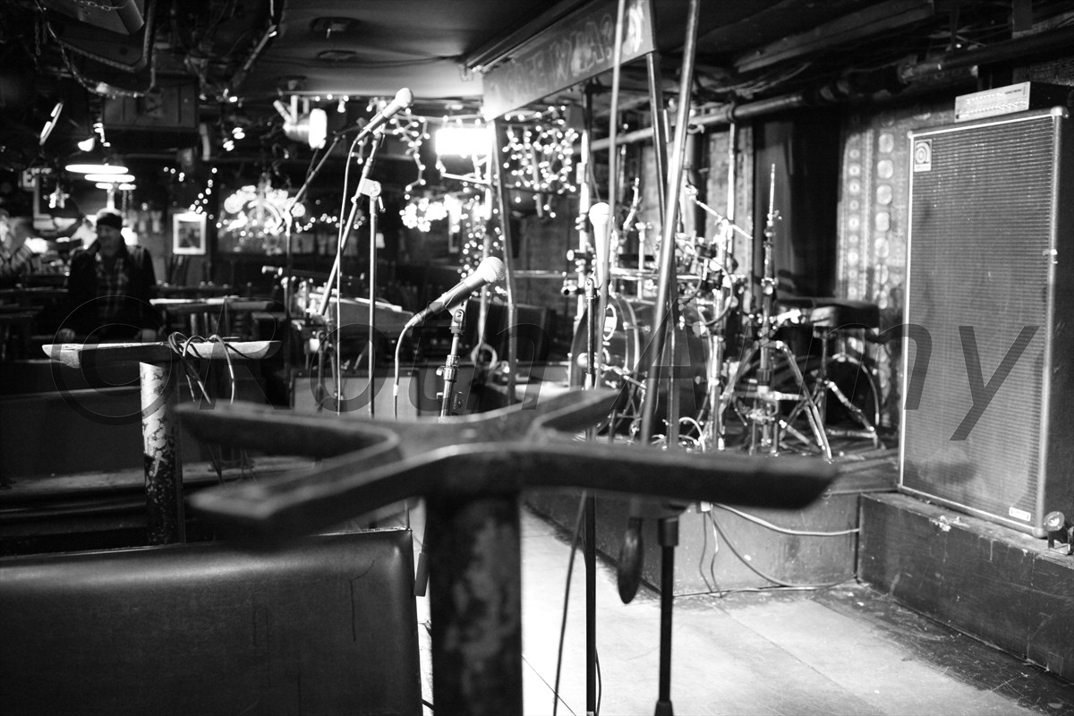 The Stage Where It All Would Happen... by POJO_Risin in Cafe Wha? Exclusive!